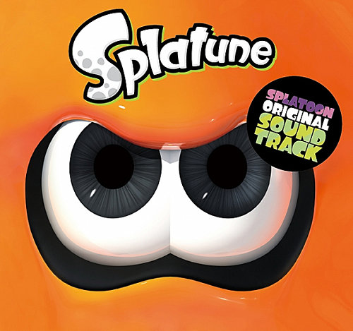 「Splatoon ORIGINAL SOUNDTRACK Splatune」という、CDの発売が決定しました
