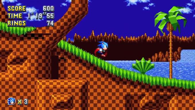 ソニック25周年記念作品の新作として、「Sonic Mania」というものが発表されました