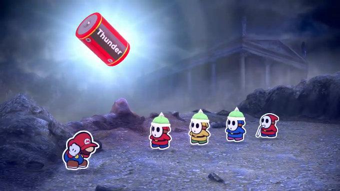 WiiU「ペーパーマリオ カラースプラッシュ」のストーリーについて、任天堂の田畑氏がコメントしています