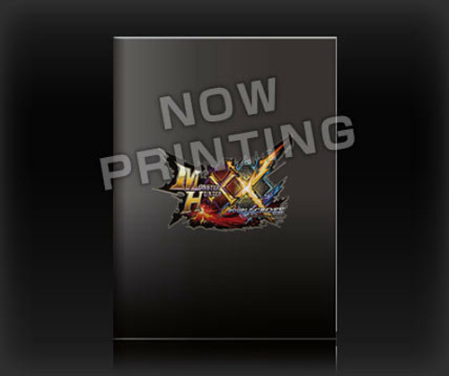 MONSTER HUNTER XX Production Note