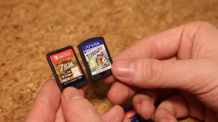今回紹介する上の動画では、DSや3DS、PSVITAソフトなどと