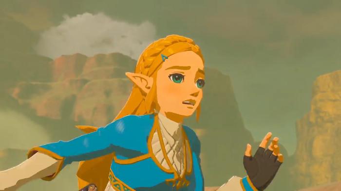 ゼルダの伝説 ブレス オブ ザ ワイルド、ゼルダ姫の眉毛が太くなった理由が