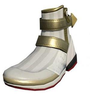 今回登場するのは、マンガ版「スプラトゥーン」に登場する「エンペラー」デザインの衣装です