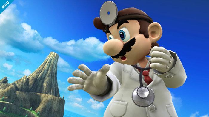 スイッチ版スマブラに続投して欲しくないキャラクターの第4位は、ドクターマリオ