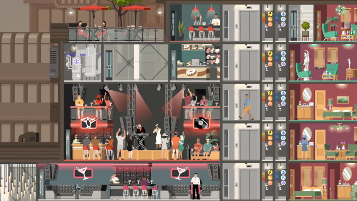 「PROJECT HIGHRISE」は、数年前からSteamで発売中です