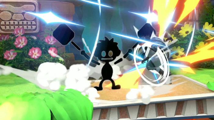 スマブラ スペシャル Mr ゲーム ウォッチが差別的と騒がれる