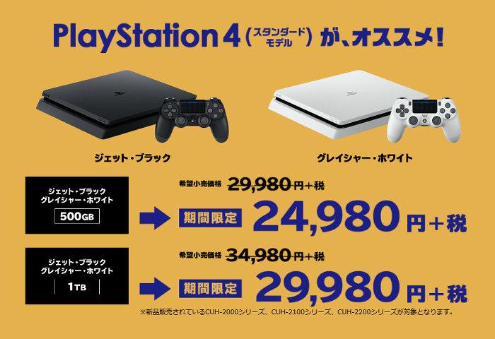 PS4、過去最大のキャンペーン