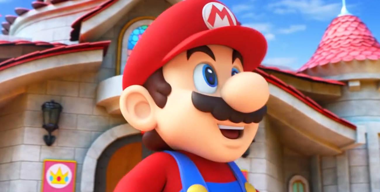 任天堂、スーパーマリオのアニメ映画を2022年頃に公開予定