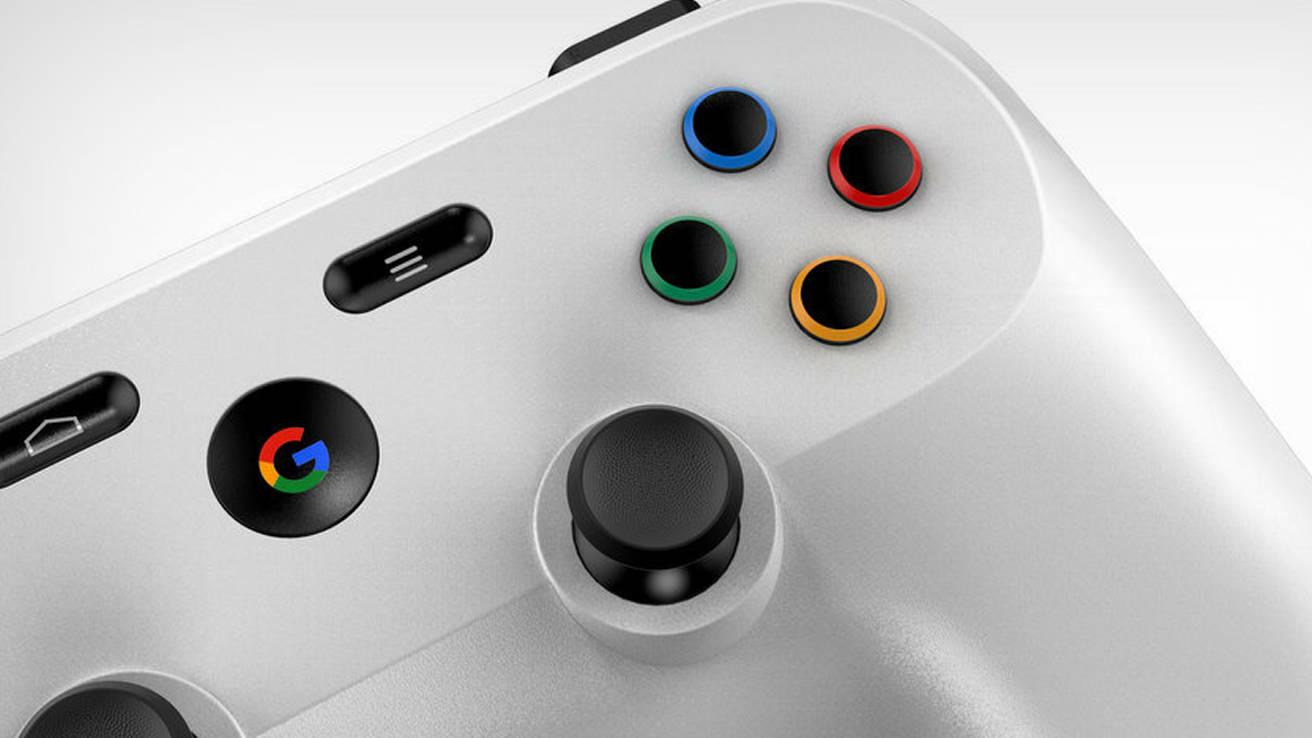プレイステーションっぽいゲームコントローラーをGoogleが準備中か