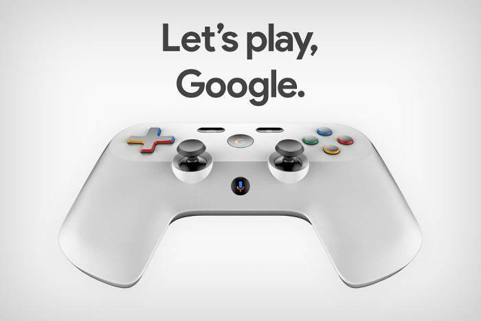 全体的にプレイステーションっぽい感じのGoogleコントローラーですが、前述のように、これは特許資料を基