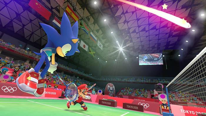 まず1つは、「マリオ&ソニック AT 東京オリンピック」というものです