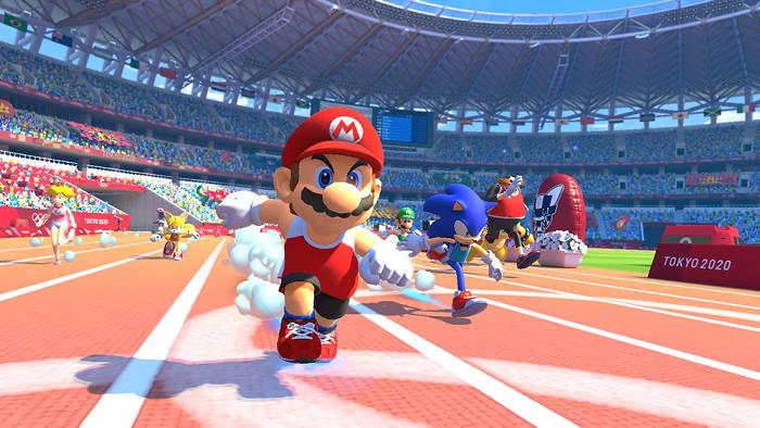 マリオ&ソニック AT 東京オリンピック