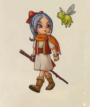 「ドラゴンクエスト11」に登場する、カミュとマヤにそっくりであり、幼少期のカミュとマヤが主人公だと言われています