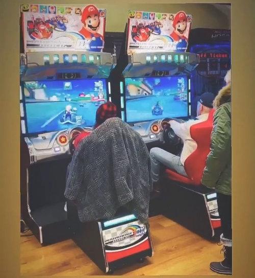ナオミによると、バイデン大統領は、このマリオカートのプレイで、自分に何とか勝利することが出来たとのことです