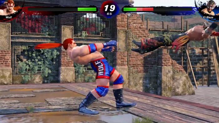 「Virtua Fighter5 Ultimate Showdown」は、セガのAM2研と龍が如くスタジオが開発