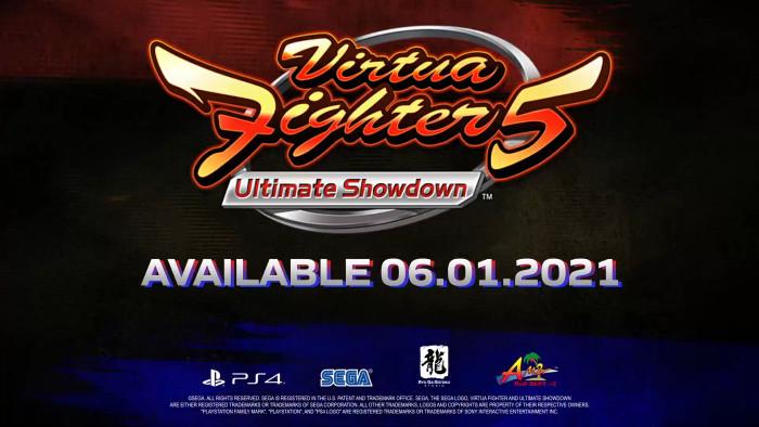 「Virtua Fighter5 Ultimate Showdown」の登場キャラクター数は、原作と同じ19人