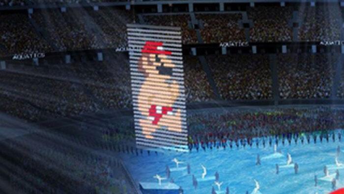 東京オリンピック開会式は、宮本茂という世界を代表するクリエイターが、かなりの手間と時間をかけて作った内容が、元々演じられる予定