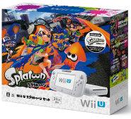 Wii U スプラトゥーン セット 予約