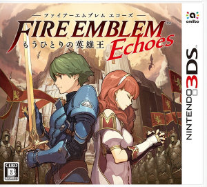 ファイアーエムブレム Echoes もうひとりの英雄王