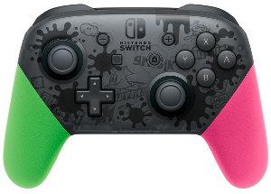 Nintendo Switch Proコントローラー スプラトゥーン2 エディション 予約