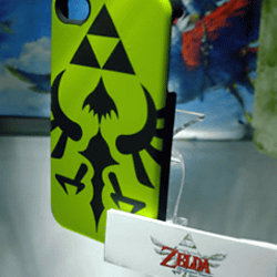 ゼルダの伝説のiPhoneケース海外、マリオキャラクター