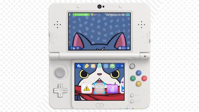 コマさん&フユニャン、3DSテーマ