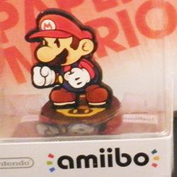 ペーパーマリオのアミーボ、3Dプリンタで作成