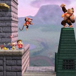 「スマブラ 3DS WiiU」、「ピーチ城 上空」「ハイラル城」の新ステージ、「キングクルール」「クロム」の衣装、大会モードの追加日が発表