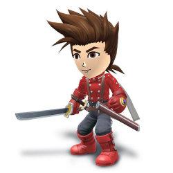「スマブラ 3DS WiiU」、TOSのロイド、マザーのフライングマン、くまのMii衣装が公開