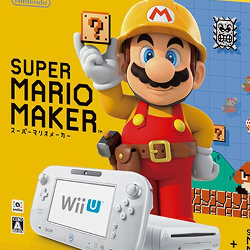 WiiU「スーパーマリオメーカー」、30周年セットなどの本体パッケージ発売。予約も開始