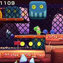 WiiU「ヨッシー ウールワールド」が発売。シリーズを振り返る動画も公開