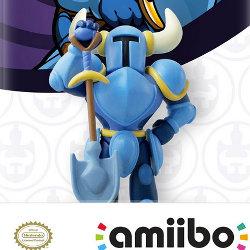 アミーボにサードで初めてとなるShovel Knightが追加。スマブラ参戦の噂も