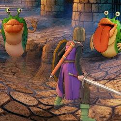 ドラゴンクエスト11、PS4版、3DS版のスクリーンショットが公開