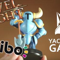 Shovel Knight アミーボのような、他社キャラクターは今後も発売される可能性あり