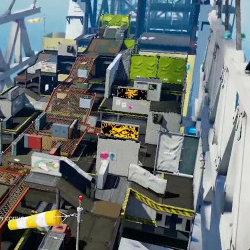 スプラトゥーン、橋の新ステージのほぼ全景が分かる海外版のCM動画が公開。掛け合わせた特徴も?