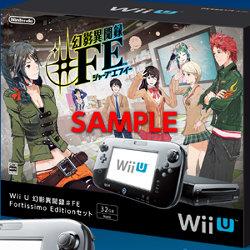 WiiU 幻影異聞録♯FE Fortissimo Edition セットの本体同梱版など、発売日が決定