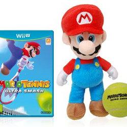 マリオテニス ウルトラスマッシュ、ヨーロッパで発売日が決定で、ボールとぬいぐるみ特典も