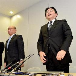 任天堂の新しい社長が君島達己氏に決定。宮本茂氏、竹田玄洋氏
