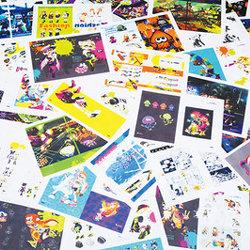 スプラトゥーン イカすアートブックの発売が決定。ラフなどを収録した設定資料集