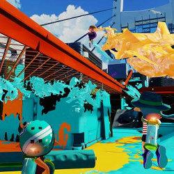 スプラトゥーン、マサバ海峡大橋の新ステージ追加が発表。バージョン2のマップはこれで全部