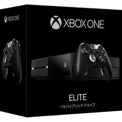 Xbox One エリートの発売が決定。1TBのSSHD、高級コントローラー付きの上位バージョン