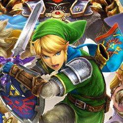 3DS「ゼルダ無双 ハイラルオールスターズ」、東京ゲームショウ2015で試遊可能。ステージも