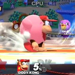 「スマブラ 3DS WiiU」、ディディーコングがつかめなくなる重大なバグが発生中