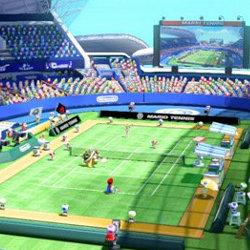 マリオテニス ウルトラスマッシュ、モードはチャレンジなどの5種類
