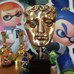 スプラトゥーン、英国アカデミー賞ゲーム部門のチルドレンゲーム賞を獲得。マイクラなどを制す