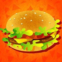 スプラトゥーン、「ハンバーガー VS ピザ」のTHEアメリカのフェスが北米で