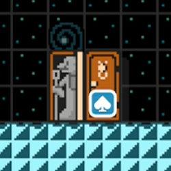 スーパーマリオメーカー、ドアにネタが追加。地蔵マリオも登場