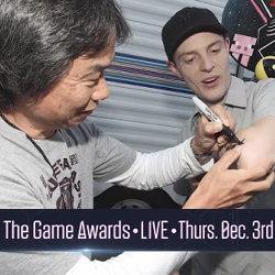 任天堂の新情報、岩田前社長のトリビュートなどが、The Game Awards 2015で