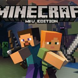 マインクラフト、WiiUで発売決定。ゲームパッドだけで遊ぶことが可能。価格は3888円