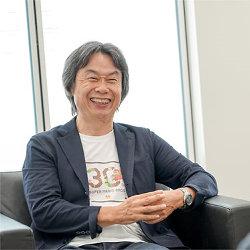 任天堂は開発的には3年くらいは、もうやることはだいたい決まっていると宮本茂氏が
